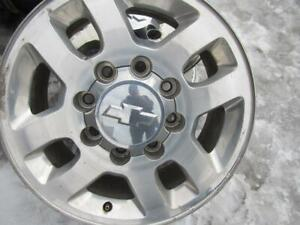 4---18 in GMC/Chevy Alloys---8 x 180mm