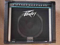 BARGAIN !!! Peavey Guitar Amplifier For Sale - Triumph PAG60 (Valve)