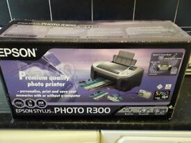 brand new epson printer new with inks