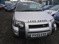 LAND ROVER FREELANDER 2.0 Td4 Freestyle Station Wagon 5dr , WILL COME WITH A FULL YEARS MOT 2006