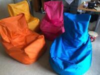 Bean Bags x 4