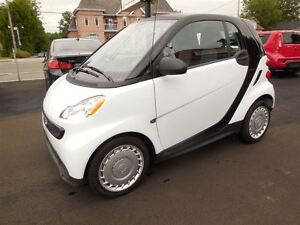 2013 smart fortwo Pure Autom. 22.33 Par sem Taxes incl.