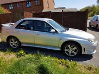 Subaru Impreza R sport auto automatic 2005 low miles