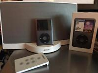 Bose sound dock 1 and iPod classic