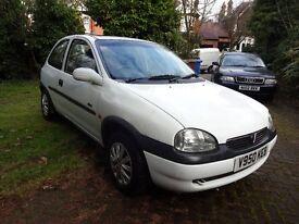Vauxhall Corsa * 12 months MOT *