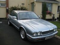 Jaguar XJ6 3.2 sport auto 1996 Ice Blue