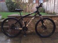 Scott voltage mountain bike will post