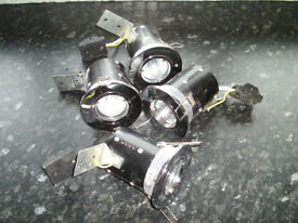 4 Medium Sized Downlighters (£15 or £4 each)