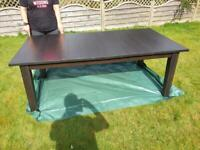 Large extending IKEA table