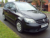 Volkswagen VW Golf Plus S TDI, DIESEL- LONG MOT - BARGAIN *CHEAP TO RUN* - TDI - PX 2005 55