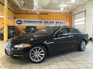 2011 Jaguar XJ XJ+NAVIGATION+CAMERA+PANORAMIC ROOF+ONE OWNER