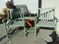Garden Bench/'Loveseat'