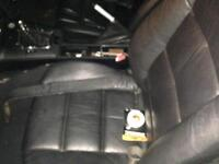 Bmw e36 saloon leather interior great condition