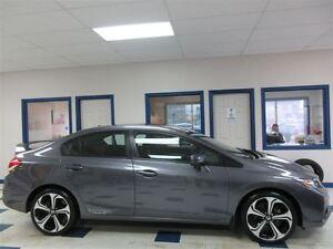 2015 Honda Civic SI 6 VITESSE GPS NAVIGATION SEULEMENT 26200 KM