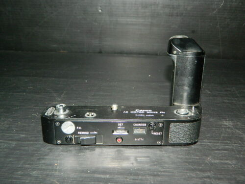 CANON AE MOTOR DRIVE FN NO BATTERY PACK