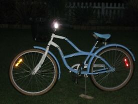 Retro Super cycle Unisex Bicycle