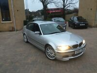 BMW e46 330d msport auto looks like new long mot very nice to drive clean car
