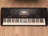 Casio CTK-531 Keyboard Synth 1990's, Great Learning Features, Works Great!