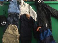 Boys 5-6 clothes