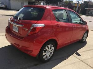 2014 Toyota Yaris LE/ PRICED FOR A QUICK SALE!/ WE FINANCE ! Kitchener / Waterloo Kitchener Area image 9