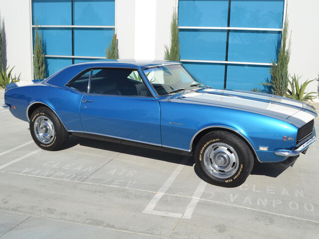Imagen 1 de Chevrolet Camaro blue