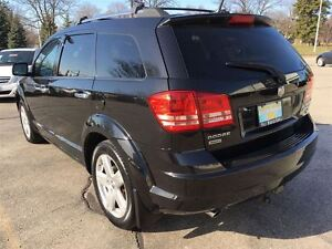 2010 Dodge Journey R/T 3.5L V6 AWD | LEATHER | BLUETOOTH | Kitchener / Waterloo Kitchener Area image 4