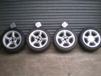 Escort Cosworth Cossie Wheels