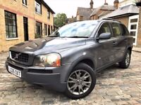 Volvo XC90 2.4 TD D5 SE Geartronic 5dr p/x welcome **FULL S/H**6 MONTHS WARRANTY* 2005 (05 reg), SUV