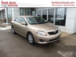 2010 Toyota Corolla **PST PAID!**