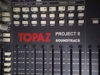 Topaz Project 8 Soundtracs Mixer