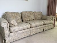 Free - 3 Seat Settee and 2 Chairs