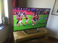 """as new LG 55"""" 3D smart tv with 3d glasses BELFAST NEWCASTLE can deliver if needed FABULOUS PICTURE"""