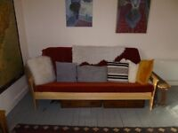 Futon sofa bed. Kyoto. Excellent condition. 2yrs old. £125