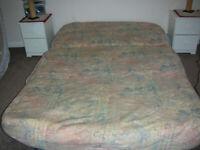 metal frame sofa bed