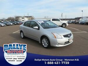 2012 Nissan Sentra S! Heated! Alloy! ONLY 20K! Save!