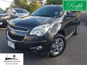 2015 Chevrolet Equinox AWD-Leather-Sunroof-Very clean
