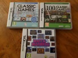 Nintendo d's games