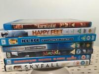 Cheap DVDs + Blu-ray + Sealed New