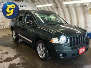 2010 Jeep Compass SPORT*4WD*SUN ROOF*REMOTE START***PAY $57.34 W Kitchener / Waterloo Kitchener Area image 2