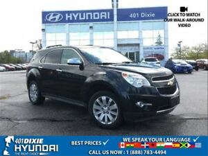 2011 Chevrolet Equinox 2LT|LEATHER|HEATED SEATS|REMOTE START|