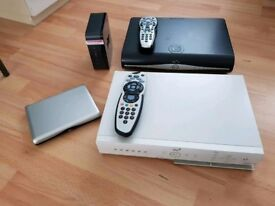 2 x Sky+HD boxes and cables