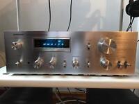 Vintage Pioneer SA-608 Separates Amp (1978) High End Amplifier.