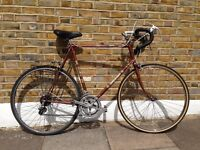 MEN'S RALEIGH MAGNUM ROAD BIKE/BICYCLE (80s, VINTAGE, COMMUTER)