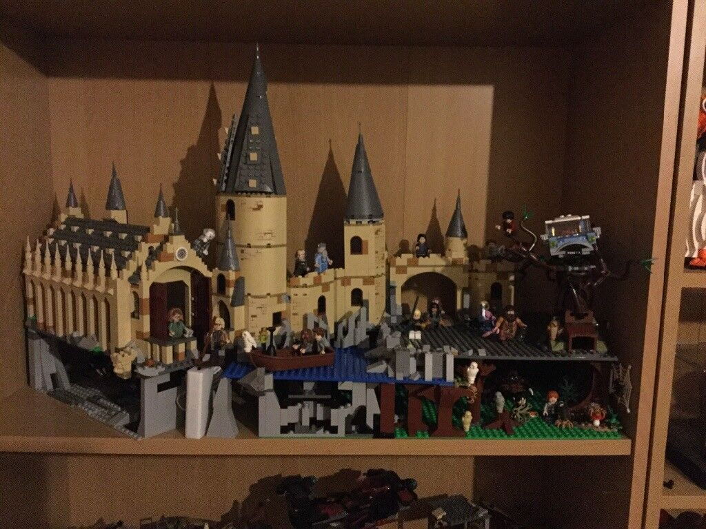 Lego Harry Potter Hogwarts And Other Sets Moc In Poole Dorset