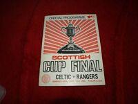 Scottish Cup Final 1966 Rangers V Celtic