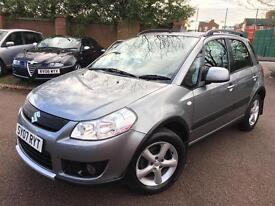 SUZUKI SX4 ONE OWNER FULL HISTORY LOW MILES 2295 ONO
