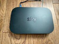 Sky Q Hub Wireless Router Latest Model