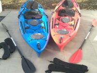 Tarpon 100 Wilderness Sit On Canoes