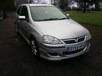 Vauxhall Corsa 1.4 i 16v Exclusiv 3dr