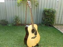 Yamaha 2015 LL16ARE acoustic electric guitar Quakers Hill Blacktown Area Preview